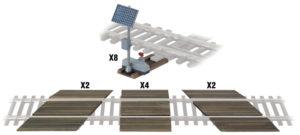 Wm. K. Walthers Inc. HO scale intermodal yard details kit