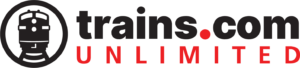 Trains.com Unlimited logo