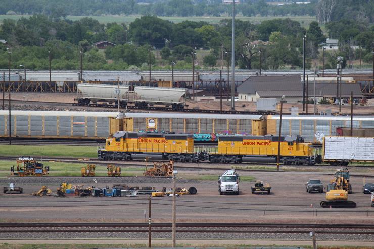 Union Pacific's Bailey Yard