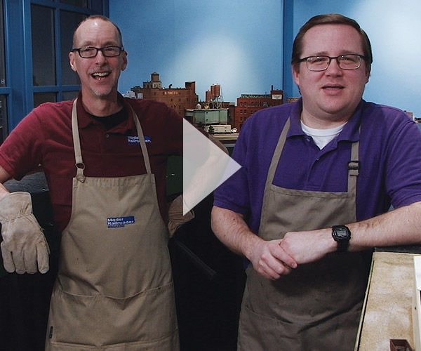 Two Men in Aprons Video Icon