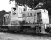 Center-cab diesel locomotive