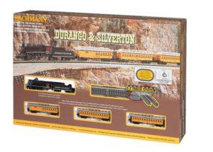 N scale train box set