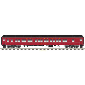 Atlas Model Railroad Co. HO scale Pullman 10-section, 1-drawing-room, 2-compartment heavyweight sleeper
