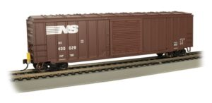 Brown boxcar