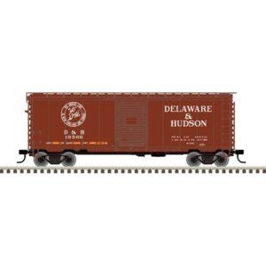 Pullman boxcar