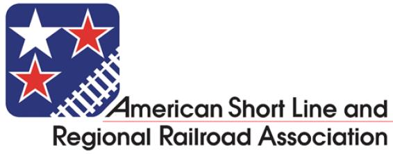 American Shortline and Regional Railroad Association logo