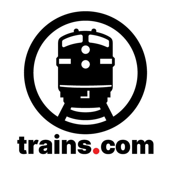 Trains.com logo
