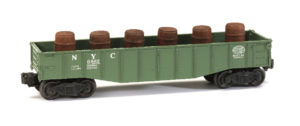 Lionel no. 6462-25 New York Central gondola