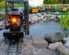 Steven Polchinski's Limestone Valley garden railroad