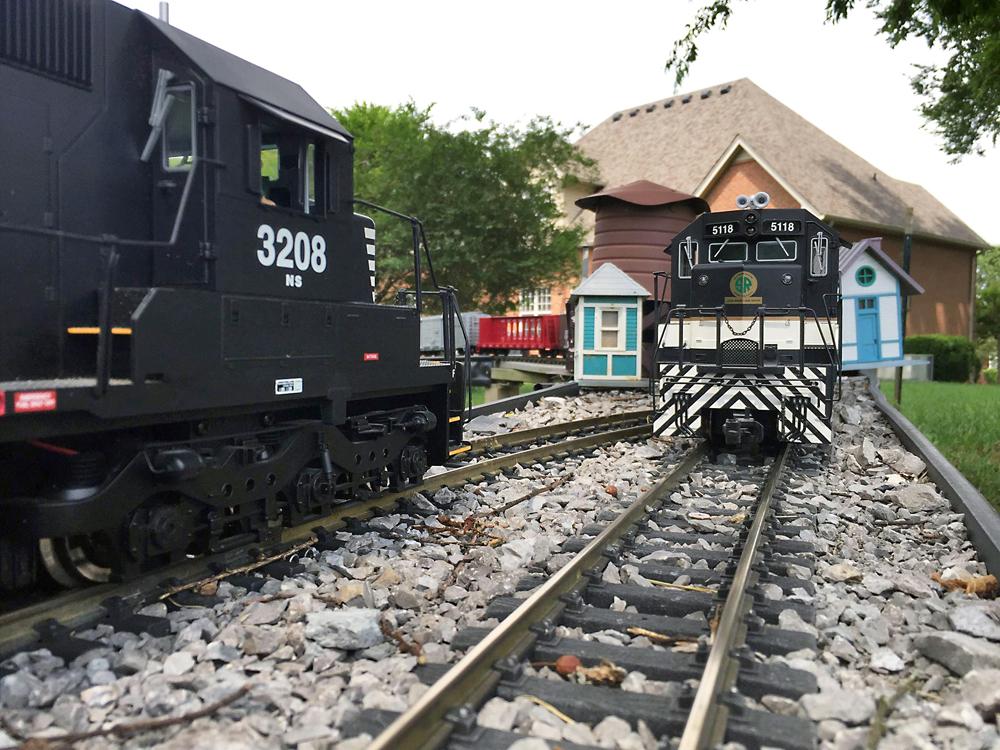 Tennessee & Virginia Railroad Chris Bamburg