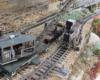 Rich Perelli Oyster Bay garden railroad