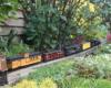 William Longley-Cook's On30 garden railway in North Yorkshire, UK
