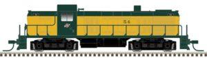 Alco RS-2 locomotive