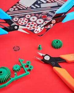 Xuron TK3200 Pro-Modelers tool kit