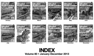 model railroader index