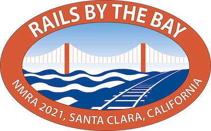 Rails by the Bay logo