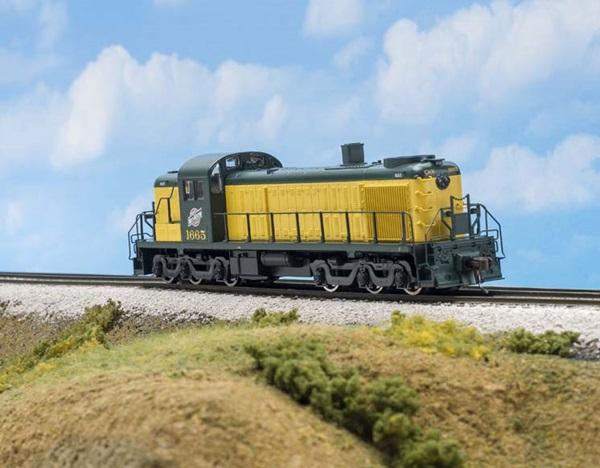 Atlas HO locomotive