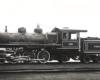 4-6-0 steam locomotive roster shot as seen from fireman's (left) side.