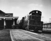 Fairbanks-Morse H24-66 Train Master with Pottsville–Philadelphia King Coal at Valley Forge, fall 1956.
