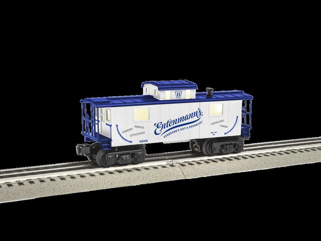 Metropolitan Division of the Train Collectors Association Entenmann's NE5 caboose no. 102268