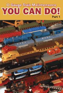 TM Books & Videos Inc. O Gauge Train Maintenance You Can Do DVD cover
