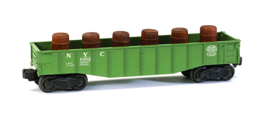 Lionel No. 6462-25 gondola
