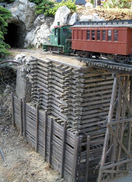 Bob Treat's Snow Creek Railroad