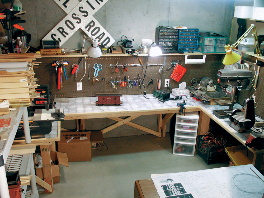 A well-stocked workshop for modeling