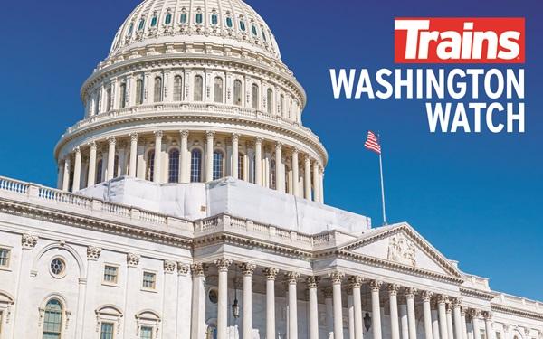 Trains Washington Watch logo