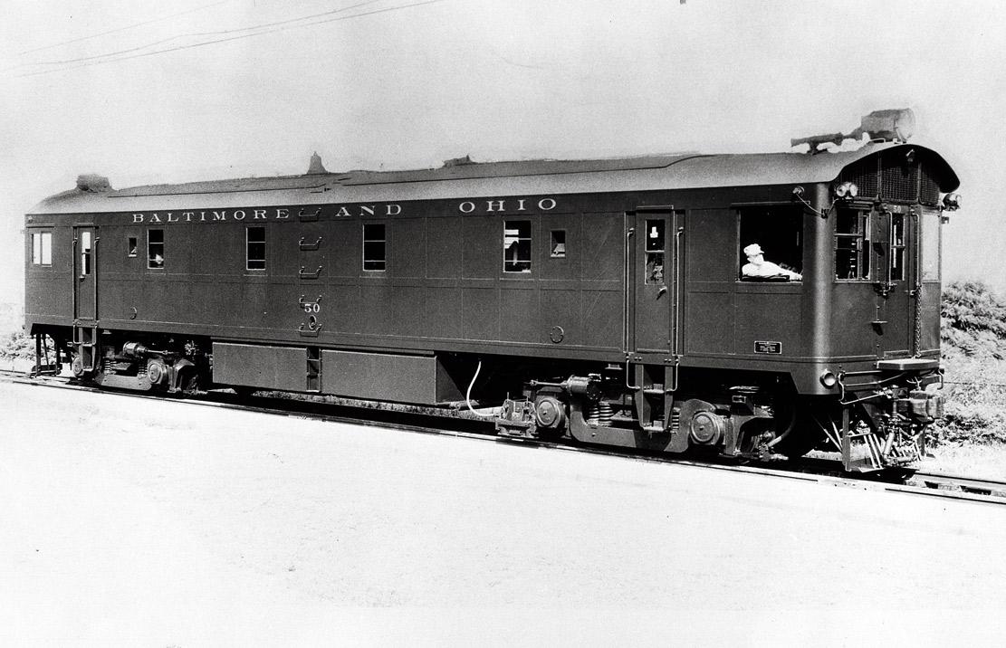 Box-cab diesel locomotive