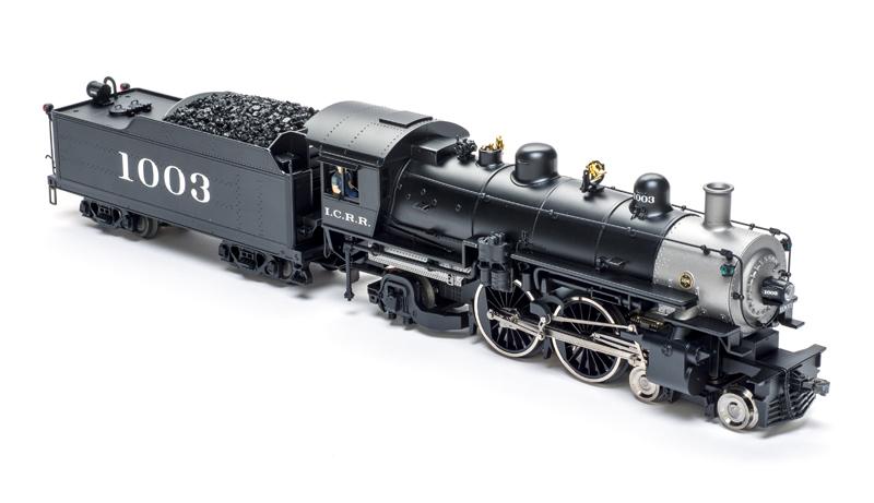 Lionel O gauge A6 Atlantic steam locomotive