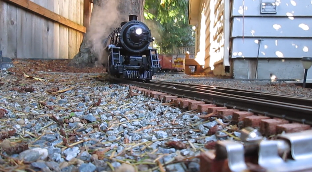 The Odyssey of UP 2488 on the Jericho & Mt Zion Railway