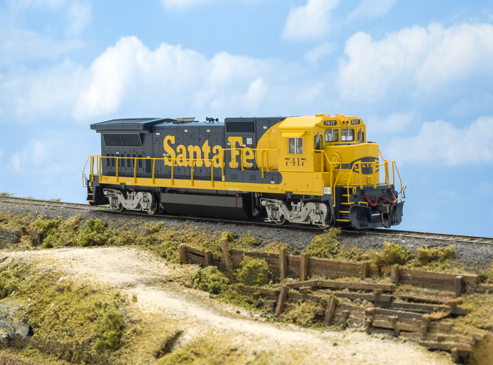 Santa Fe locomotive