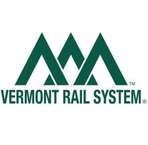 Vermont Rail System logo