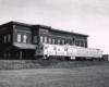 Rail Diesel Car at station