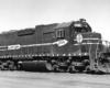 Road-switcher diesel locomotive