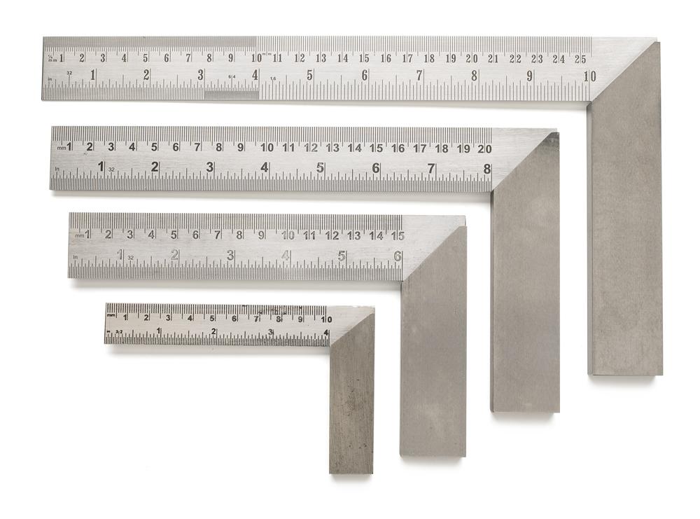 Ruler squares
