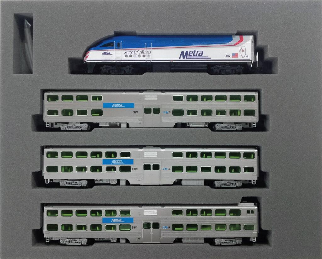 Metra four piece set