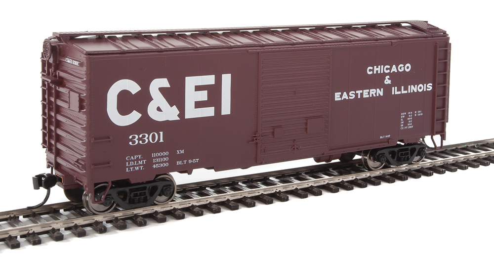 Walthers boxcar