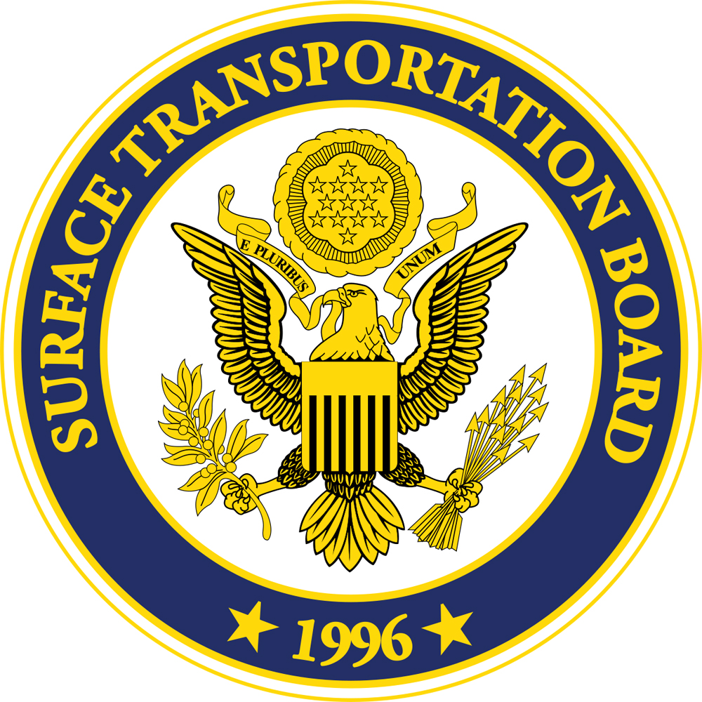 Surface Transportation Board logo