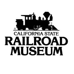 California State Railroad Museum logo