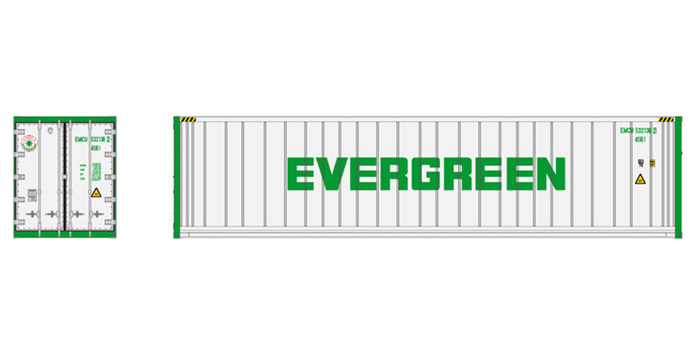 refrigerated intermodal container