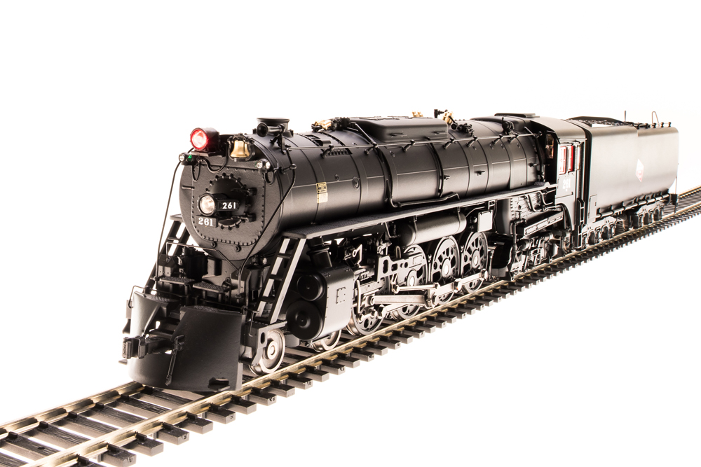 Milwaukee Road class S3 steam locomotive