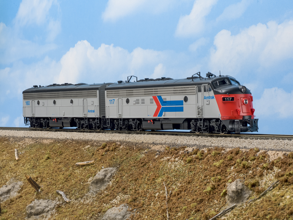 WalthersProto HO scale Electro-Motive Division