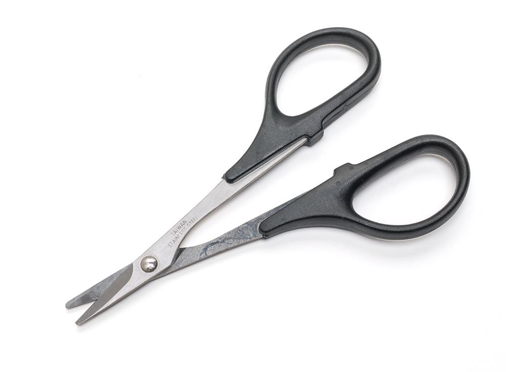 Lexan scissors