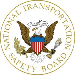 National Transportation Safety Board logo