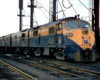 Streamlined diesel locomotives