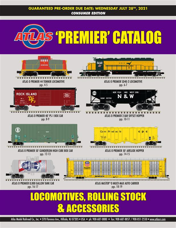 Sample page from Atlas O catalog