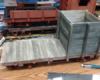 A completed flatcar project