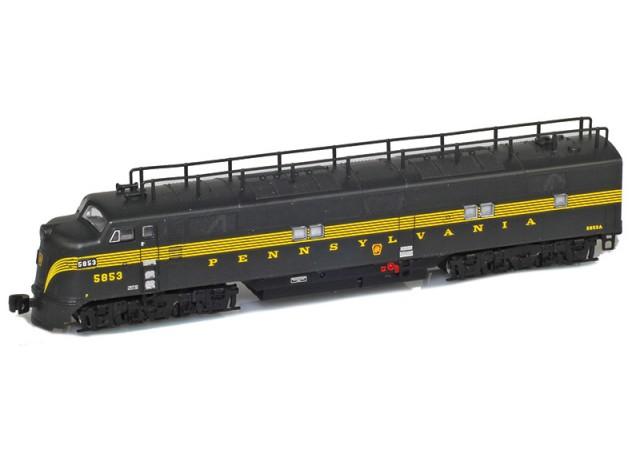American Z Line Pennsylvania RR Electro-Motive Division E7A diesel locomotive